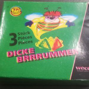 Dikke Brrrummer