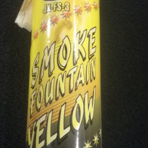 Pot Fumi Yellow