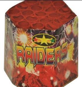 Raiders / Gold Stars