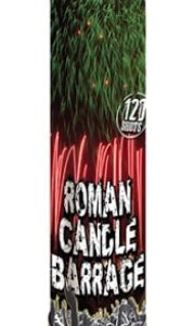 Roman Candle Barrage