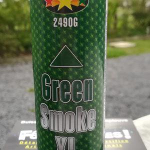 Grenade Fumi XL Green