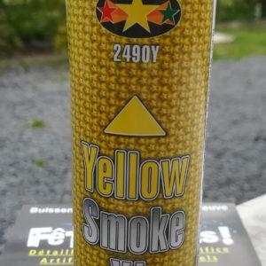 Grenade Fumi XL Yellow